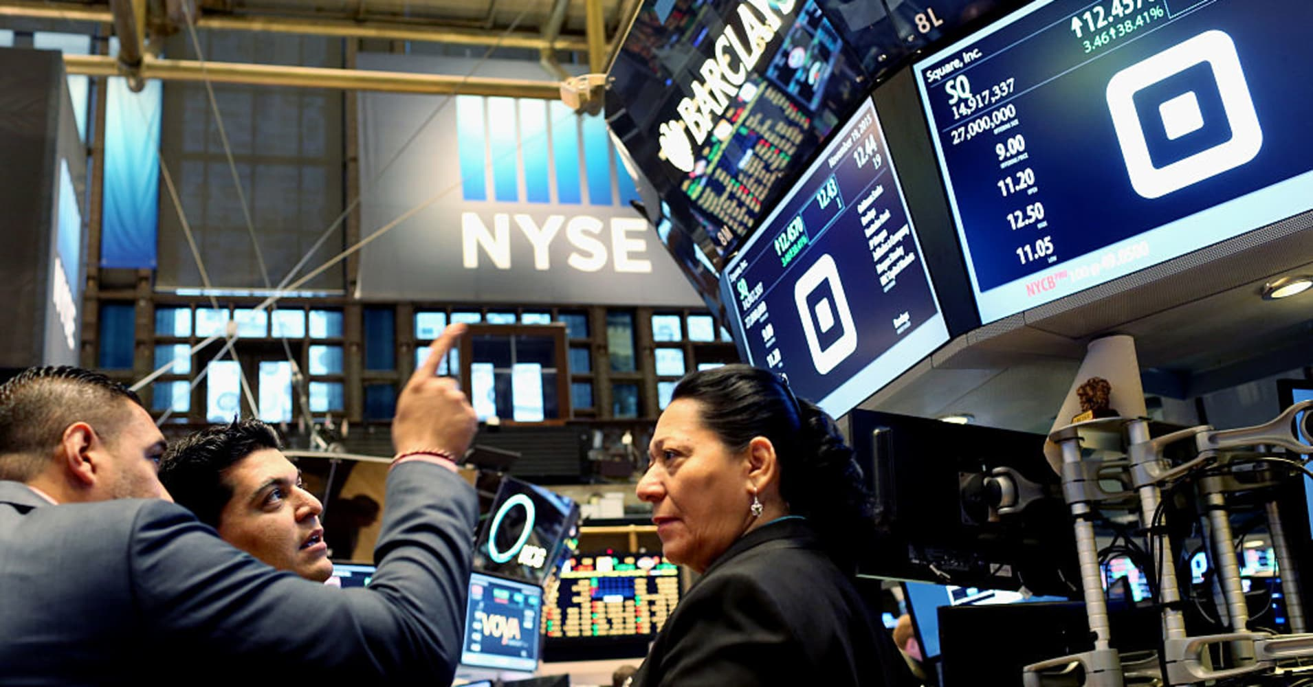 Square shares fall after Raymond James downgrades stock and predicts nearly 30% retreat