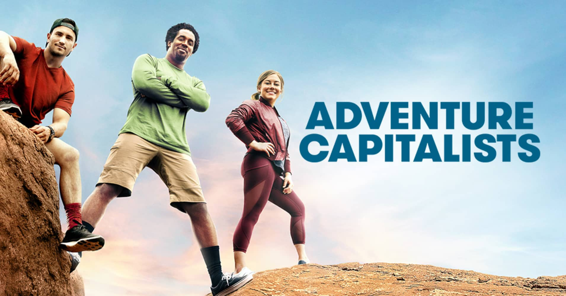 Adventure Capitalists - Home | CNBC Prime