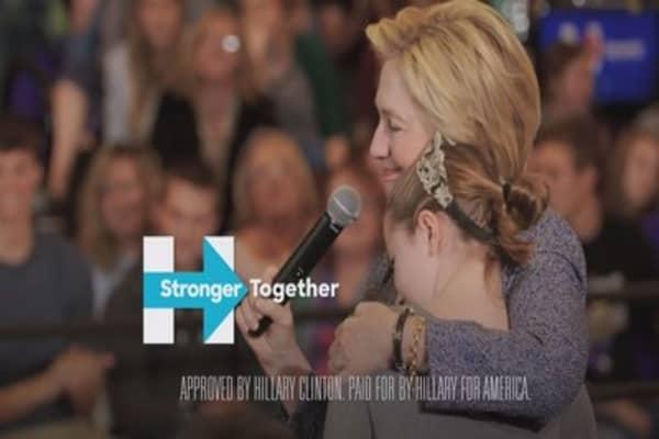 Clinton ad