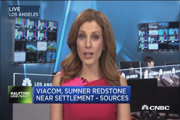 Dauman's 'platinum parachute' from Viacom