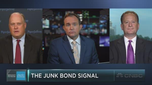 The junk bond signal
