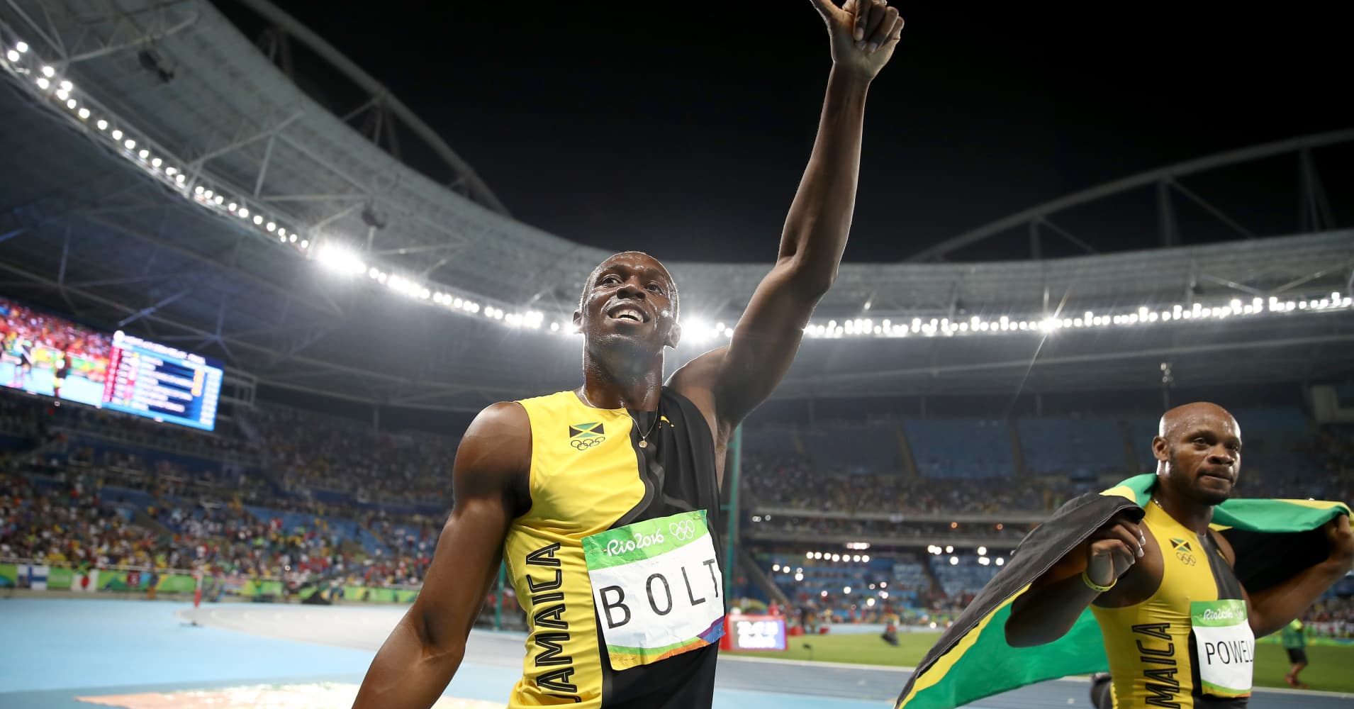 Usain Bolt's soccer dream could be gathering pace with a reported professional contract offer