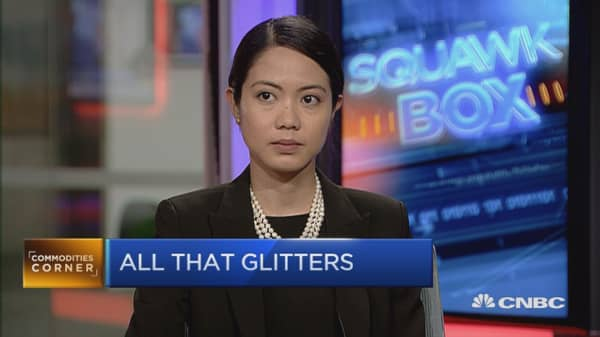 It's understandable why gold is under pressure: Strategist