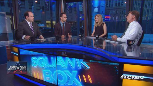 Trump campaign's 'greenroom apology' tour preposterous: Strategist