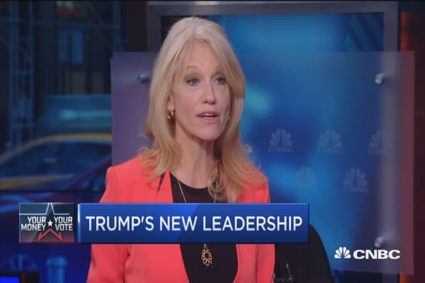 Trump is going to be the truth-teller campaign: Conway