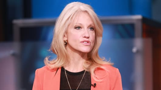 Image result for kellyanne conway pretty images