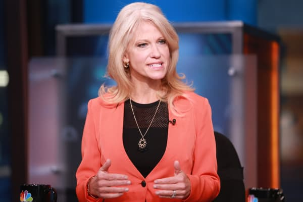 Conway on Trump Cabinet: A very long shortlist for all positions
