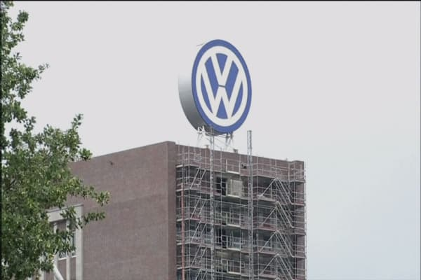 Volkswagen supplier issues causes halts in production