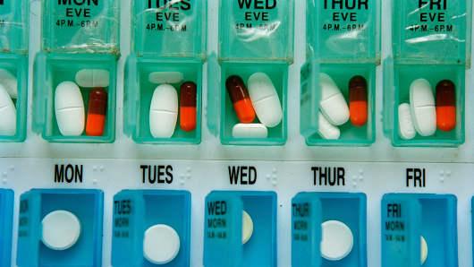 Pharmaceuticals M&A