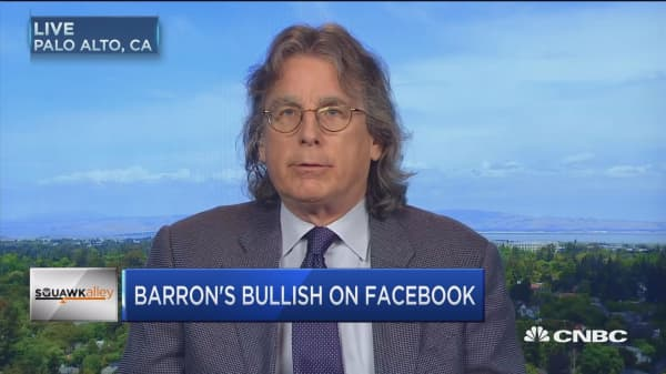 McNamee: Facebook is an obvious name to hold