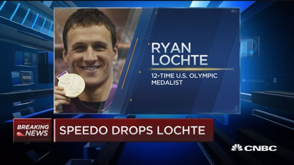 Speedo ends sponsorship of Ryan Lochte
