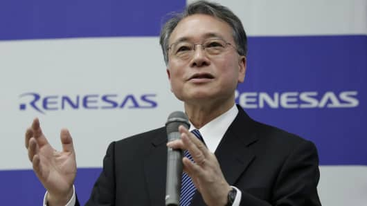 Japan's Renesas in talks to buy U.S. chipmaker Maxim