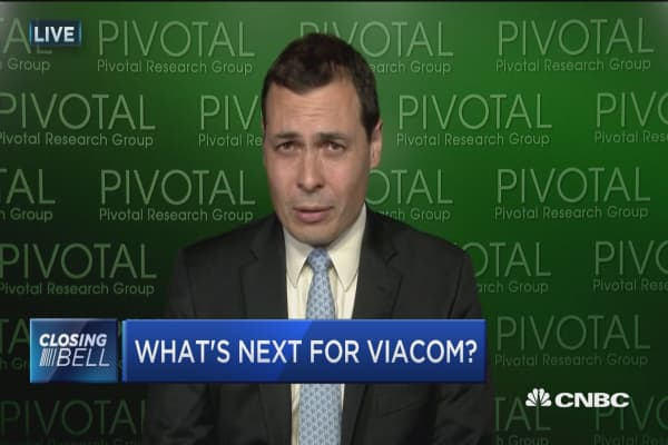 Shareholder: We think Viacom is a bargain right now