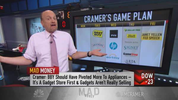 Cramer's game plan: What to expect from Janet Yellen at Friday's Fed-fest