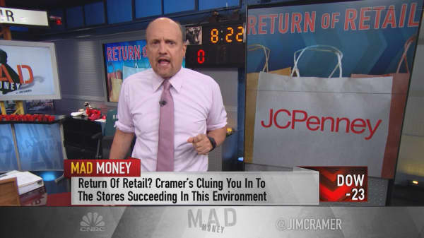 Cramer: We've got retail all wrong — time to bury the 'death of the mall' story