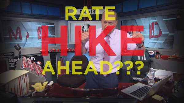 Cramer Remix: Stocks to own ahead of a potential rate hike