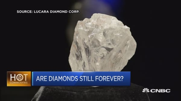 Sale of 2nd largest ever diamond fails