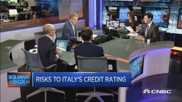 Low growth is a problem for Italy: Economist
