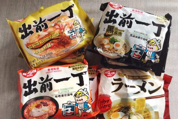 Ramen noodles popular in prison
