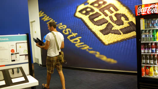Here are the biggest analyst calls of the day: Best Buy, Chipotle, Sherwin-Williams & more