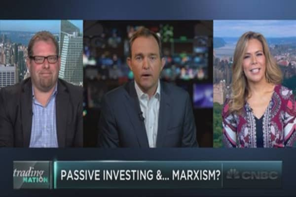 Is passive investing really 'worse than Marxism'?