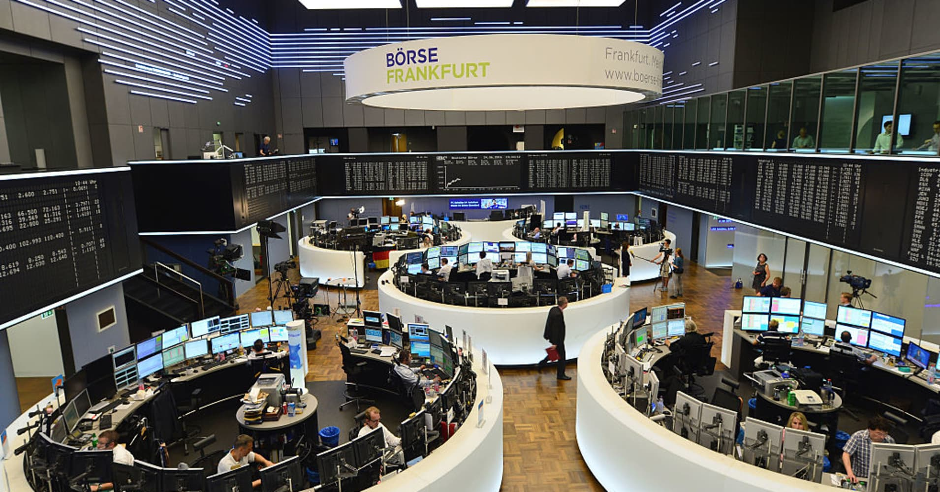 European stocks bounce back after global rout; German DAX rallies 1.2%