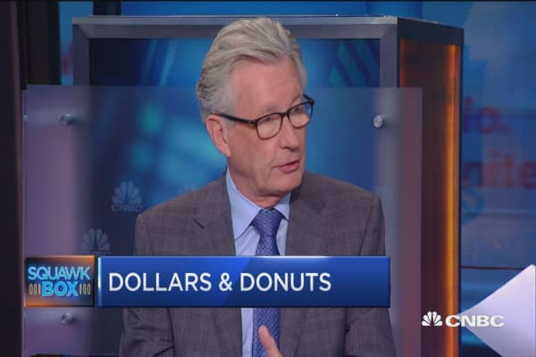 Road blocks to finding workers: Dunkin' Brands CEO