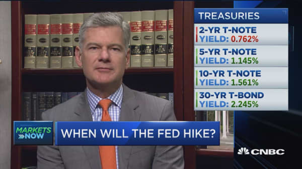 Yusko: Market is quite vulnerable