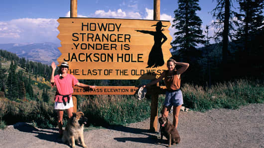 Jackson Hole economic summit