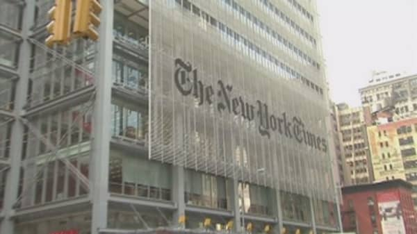 New York Times hack may have failed