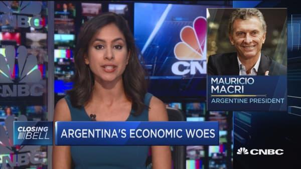 Argentina's economic woes