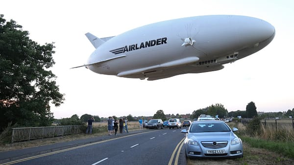 World's largest aircraft crashes