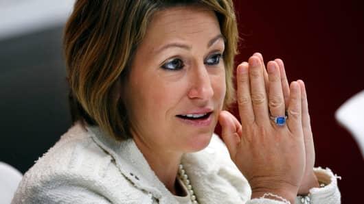Heather Bresch, CEO, Mylan