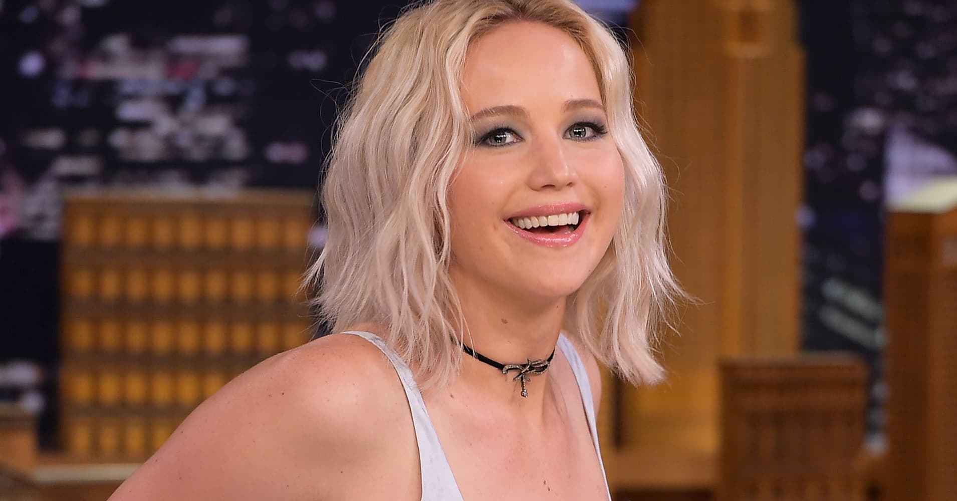 Jennifer Lawrence On The Job Shed Have If She Wasnt Acting-3970