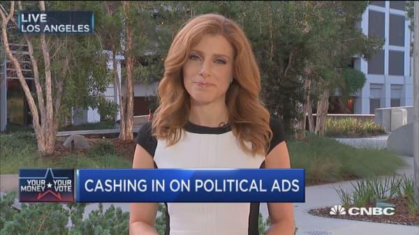 Where are the Trump ads?