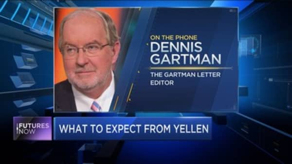 Dennis Gartman on the dollar and more