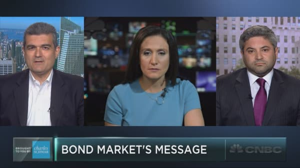 Bond market may be sending economic signal