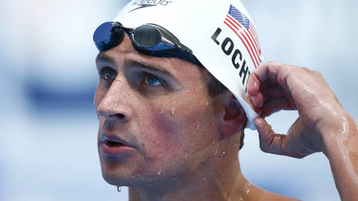 Olympic swimmer Ryan Lochte went from earning millions to living paycheck-to-paycheck—here's what he learned