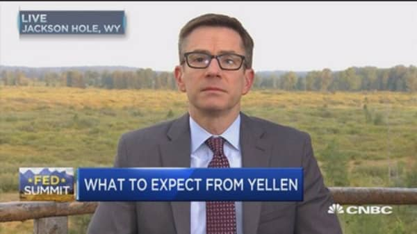 Expect Yellen to talk about Fed's 'tool kit': Randy Kroszner