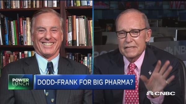 Dodd-Frank for drug industry?