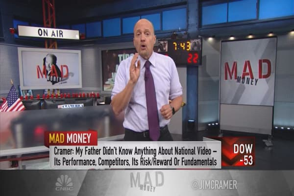Cramer: Get the market upper hand! My 4 rules to owning stocks