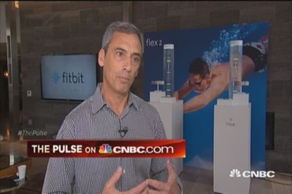 Fitbit's debuts new wearables