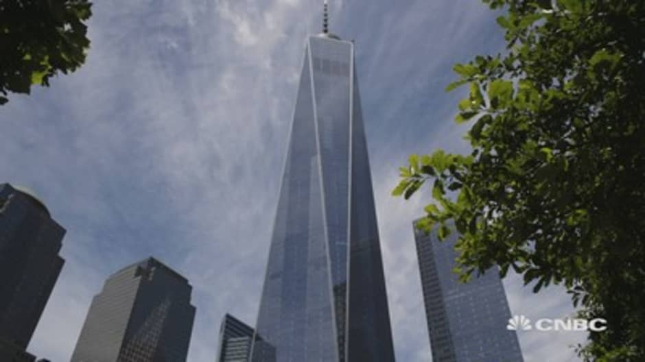Jim Cramer: New WTC has remembrance, honor and commerce