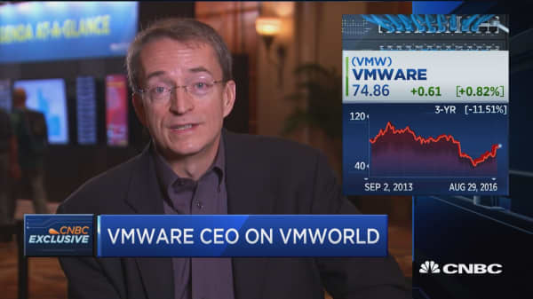 VMware pushes for cross-cloud integration