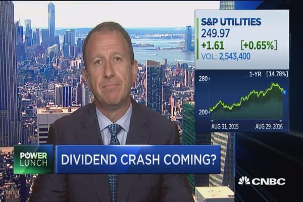 Seeking dividends