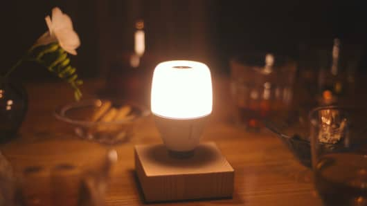 LED smart bulb from Sony.