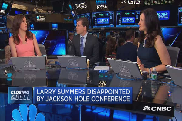 Summers: Fed failed to consider major policy changes