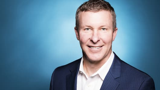 Scott Kirby, former president of American Airlines Group and American Airlines moving on to be president of United Airlines