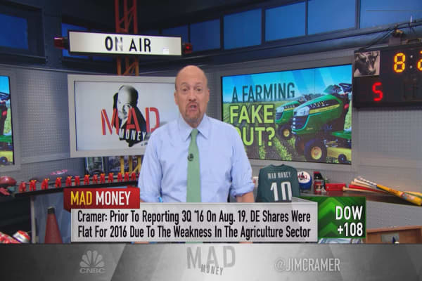Cramer: Fake out! How Deere fooled everyone