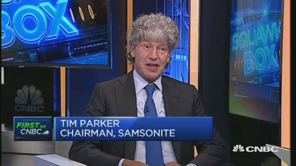 Samsonite Earnings